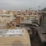 Dünyanın en büyük ve en eski  vadiüsselam mezarlığı