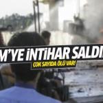 Bağdat'ta bir avm ye saldıran işid