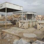 Muhammed ağa eşliğinde vadüsselam mezarlığı