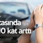 2016 Zorunlu Trafik Sigortası 10 Katı Arttı
