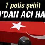 Van'dan acı haber 1 şehit 12 terörist